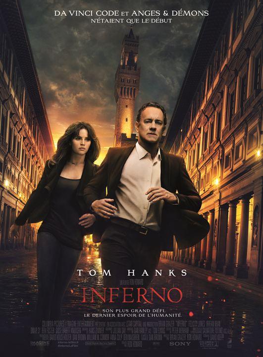 affiche du film Inferno