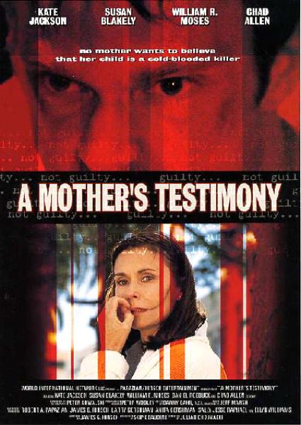 affiche du film La justice d'une mère (TV)
