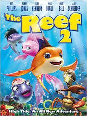 affiche du film Festin de requin 2: Le récif se rebelle