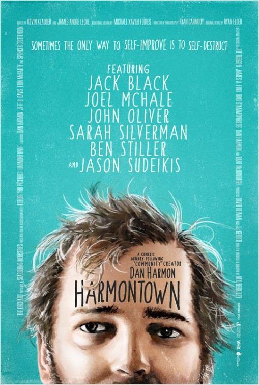 affiche du film Harmontown