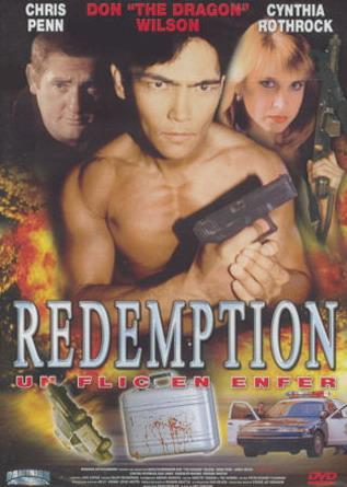 affiche du film Redemption : Un flic en enfer