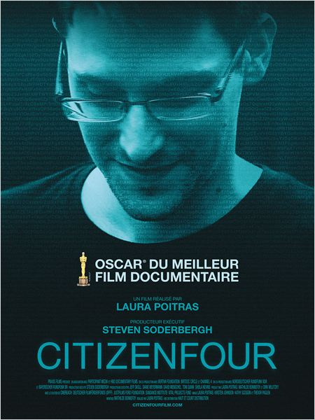 affiche du film Citizenfour