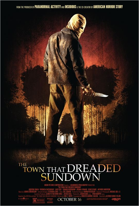 affiche du film The Town That Dreaded Sundown