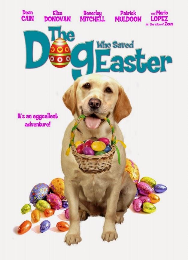affiche du film Le chien qui a sauvé Pâques (TV)