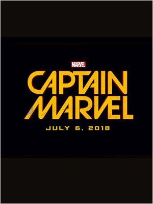 affiche du film Captain Marvel
