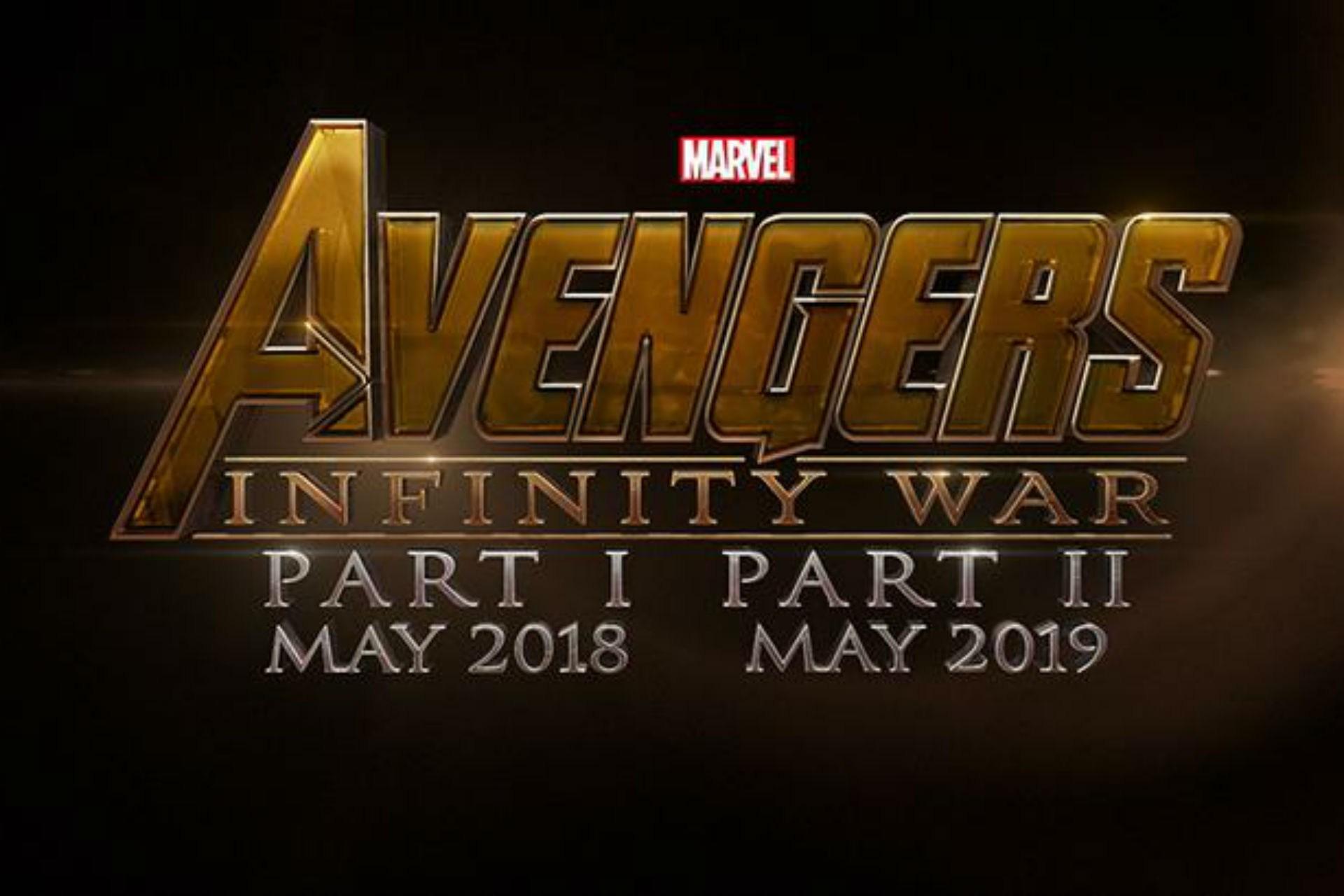 affiche du film Avengers: Infinity War (Part 2)