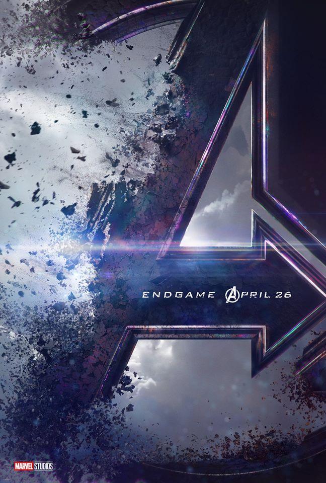 affiche du film Avengers: Endgame
