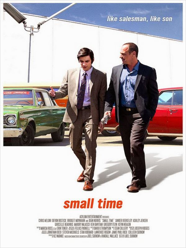 affiche du film Small Time