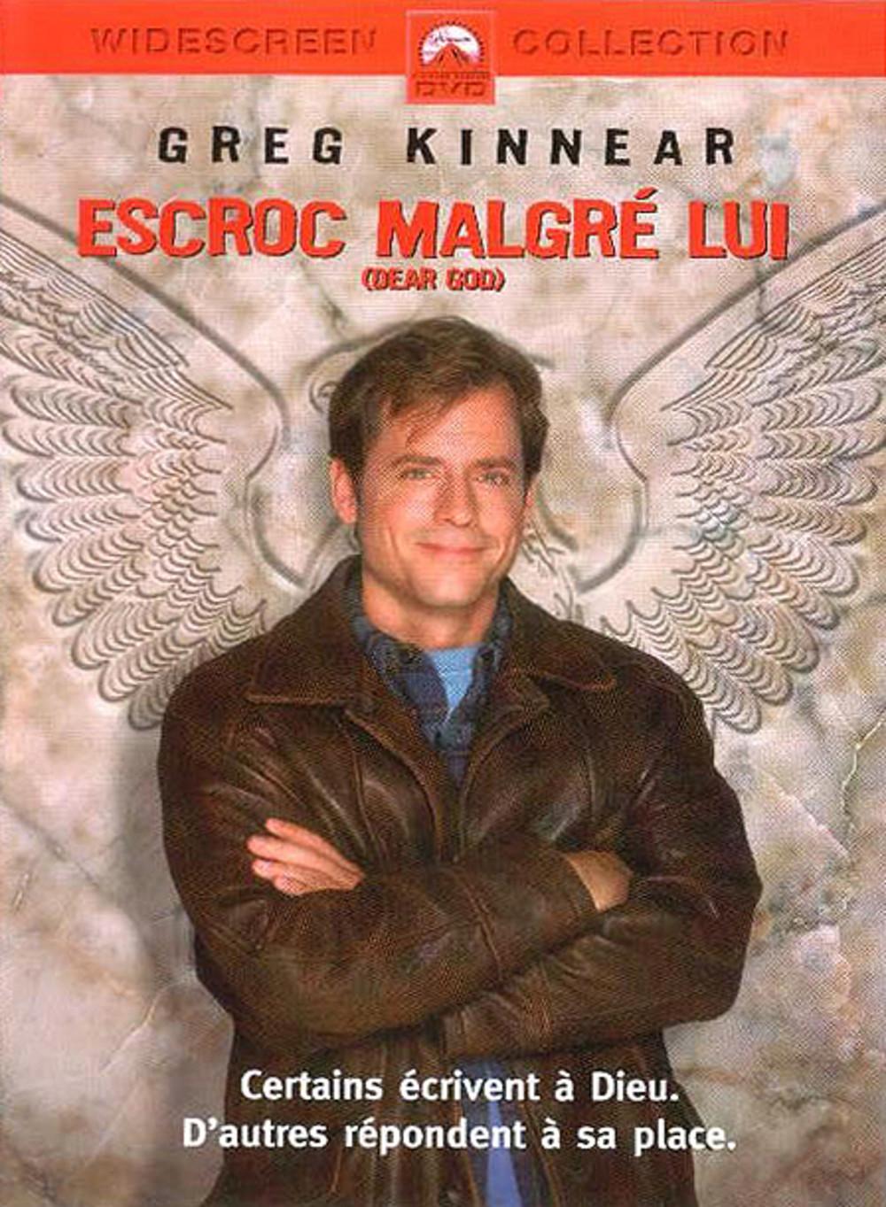 affiche du film Escroc malgré lui