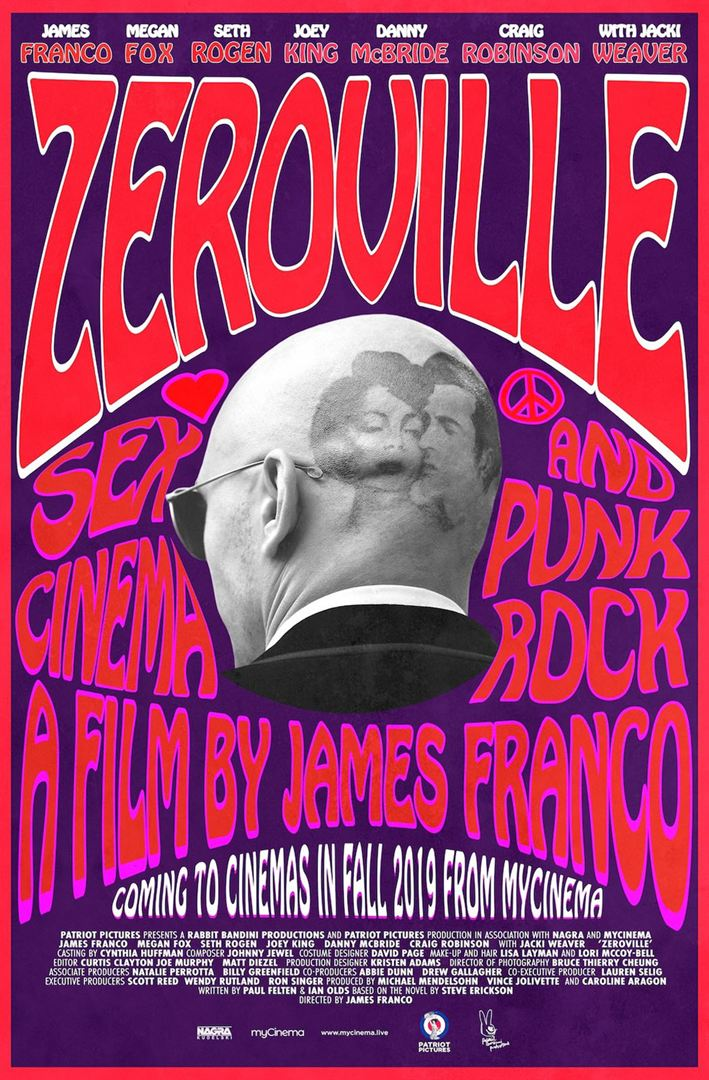 affiche du film Zeroville