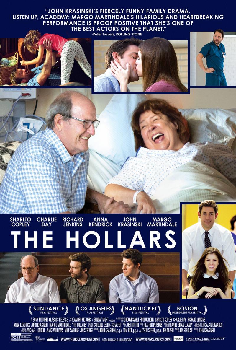 affiche du film La famille Hollar