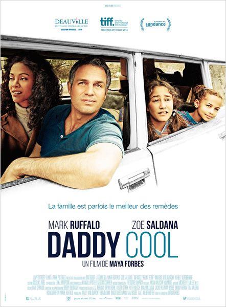 affiche du film Daddy Cool (2015)