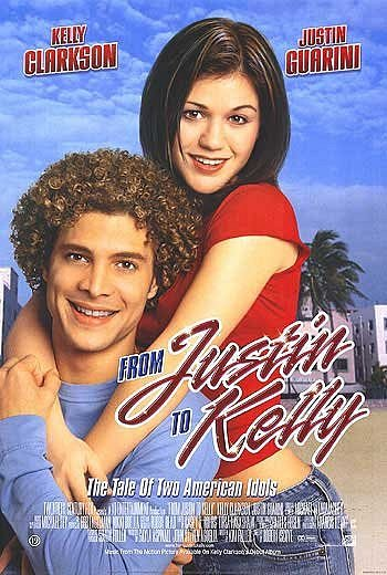 affiche du film From Justin to Kelly