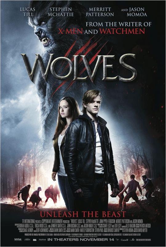 affiche du film Wolves