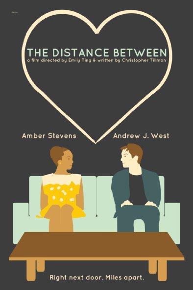 affiche du film The Distance Between