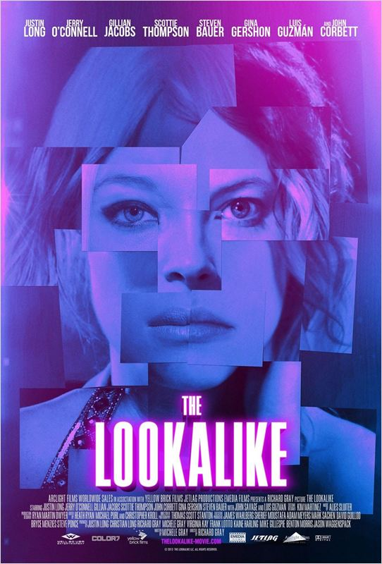 affiche du film The Lookalike