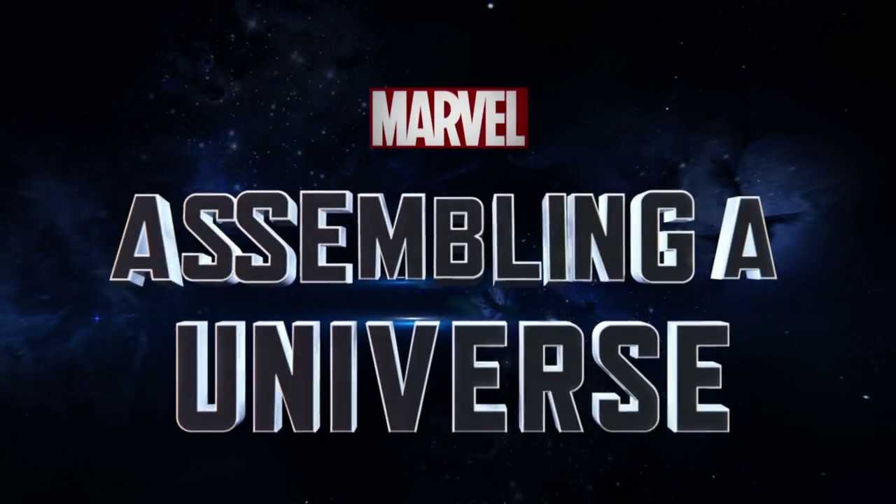 affiche du film Marvel Studios: Assembling A Universe