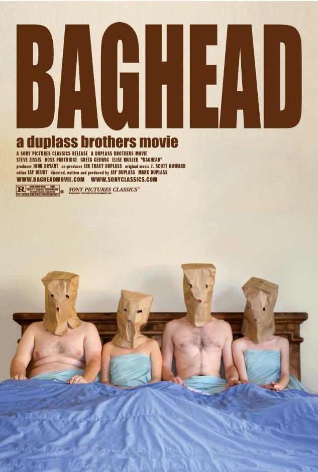 affiche du film Baghead