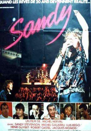 affiche du film Sandy