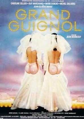 affiche du film Grand Guignol