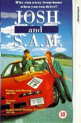 affiche du film Josh and S.A.M.