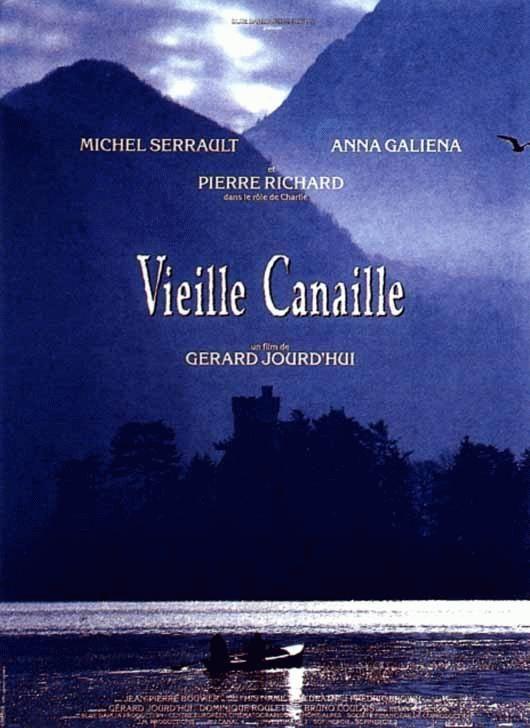 affiche du film Vieille Canaille