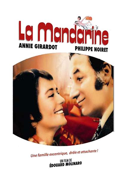 affiche du film La Mandarine