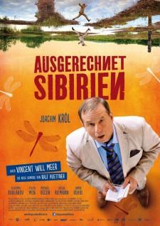 affiche du film Bienvenue en Sibérie