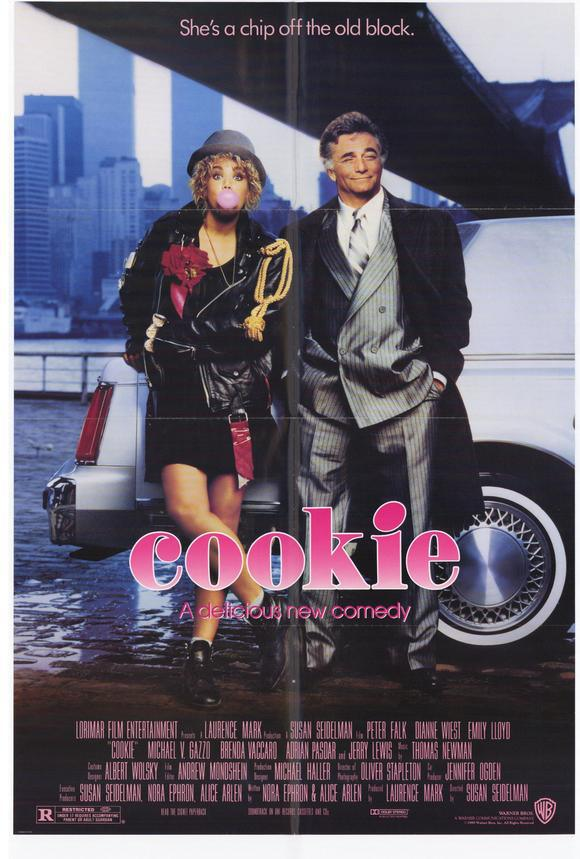 affiche du film Cookie (1989)