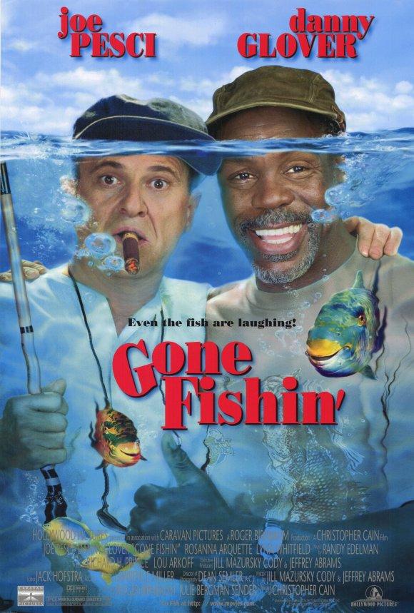 affiche du film Pêche Party