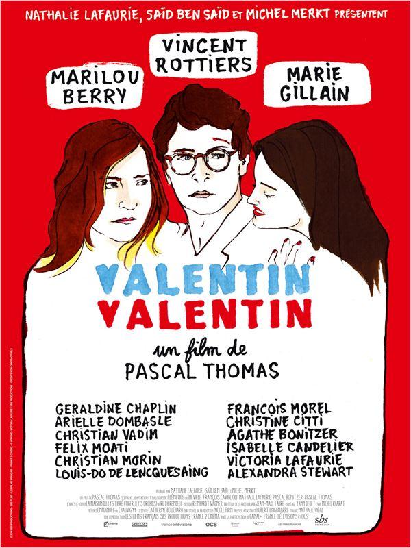 affiche du film Valentin Valentin