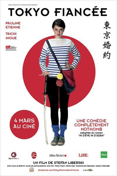 affiche du film Tokyo Fiancée