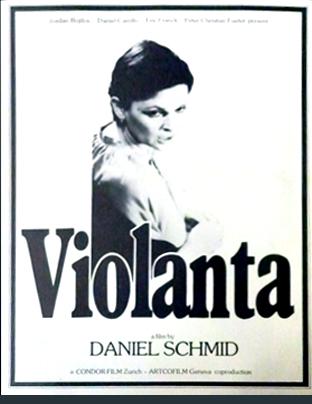 affiche du film Violanta