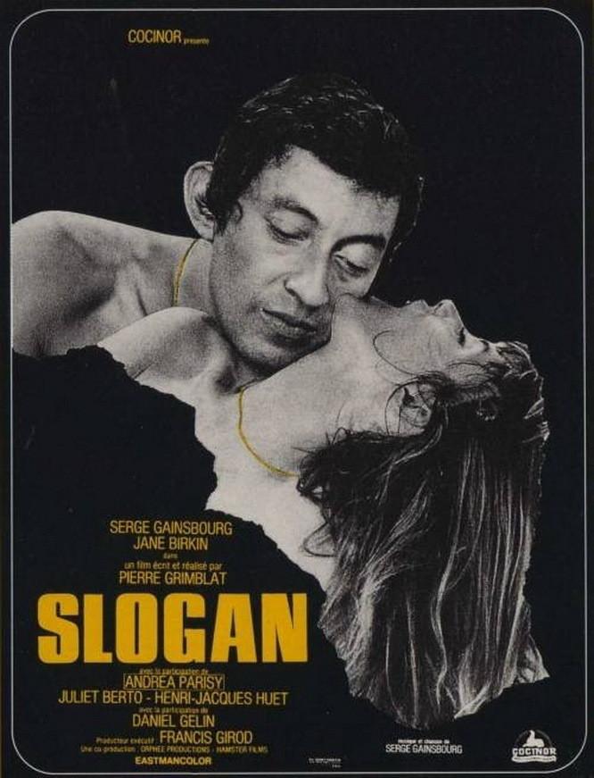affiche du film Slogan
