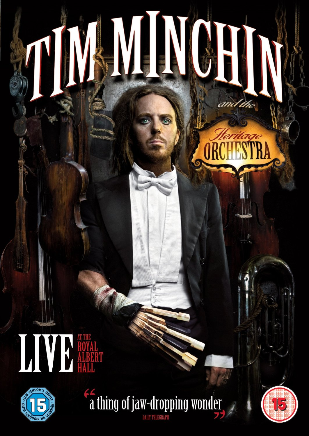 affiche du film Tim Minchin and the Heritage Orchestra