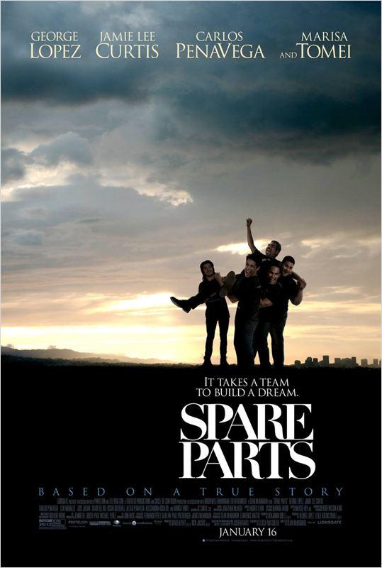 affiche du film Spare Parts