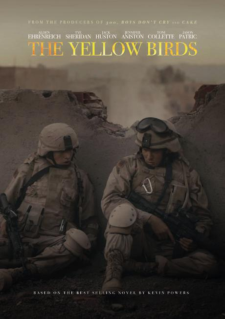 affiche du film The Yellow Birds