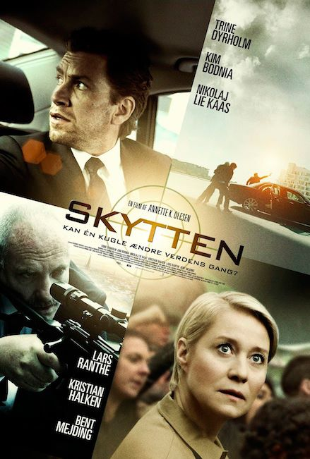 affiche du film Skytten