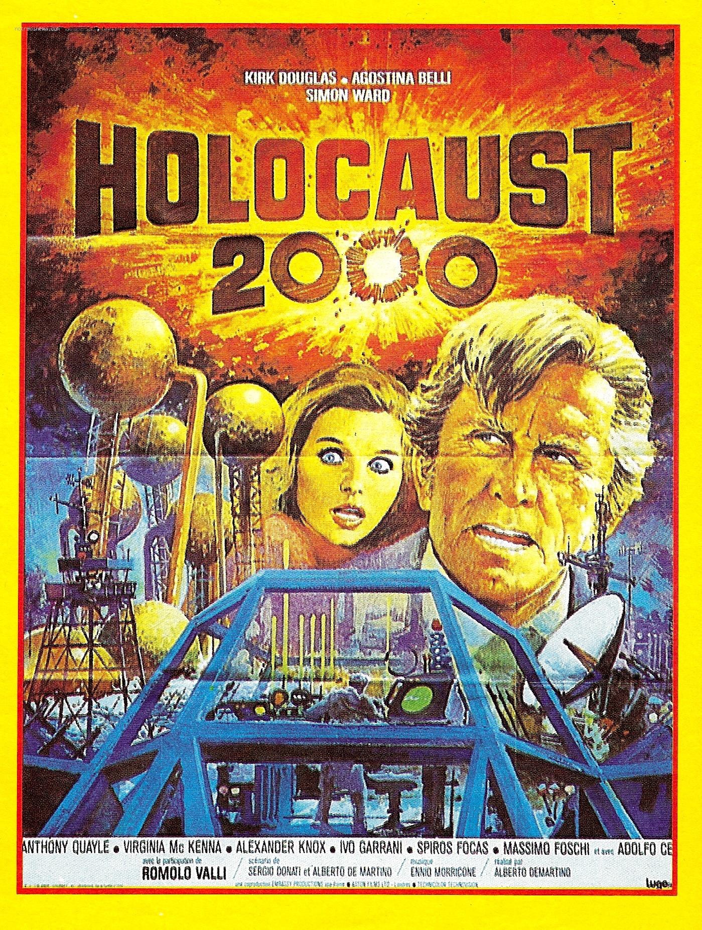 affiche du film Holocauste 2000