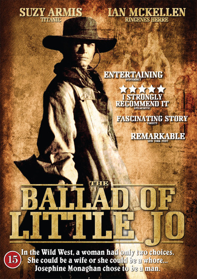 affiche du film The Ballad of Little Jo