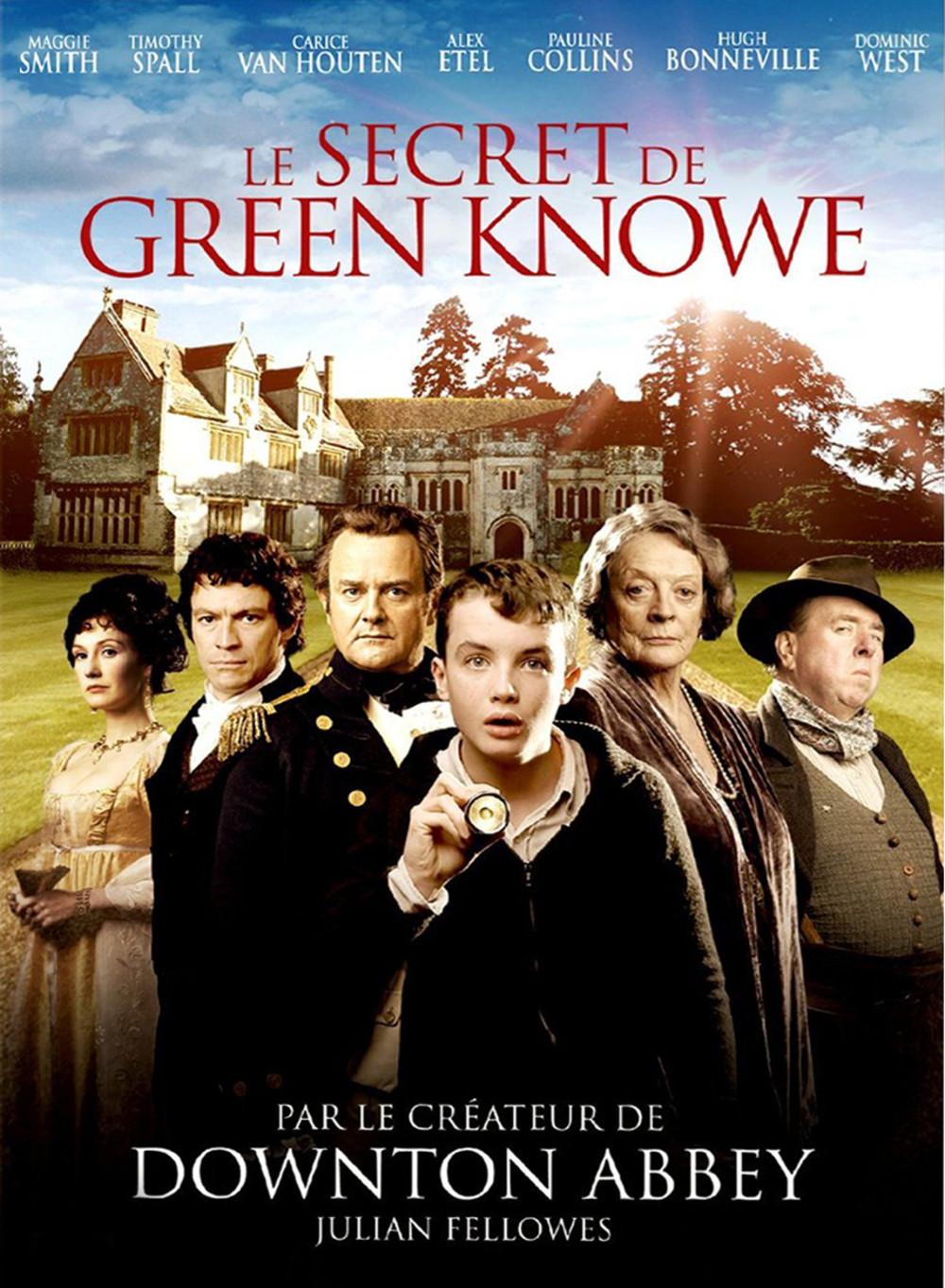 affiche du film Le Secret de Green Knowe