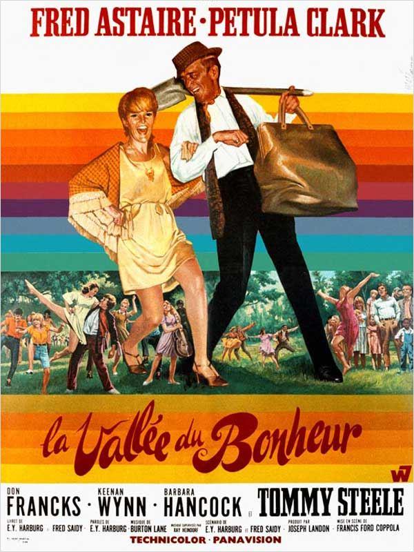 affiche du film La Vallée du bonheur