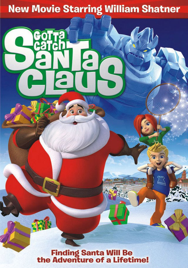 affiche du film Gotta Catch Santa Claus (TV)