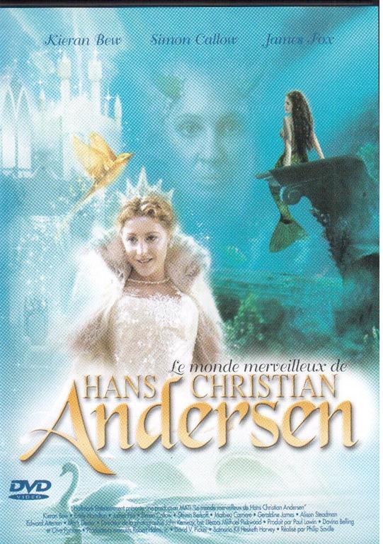 affiche du film Le Monde merveilleux de Hans Christian Andersen (TV)