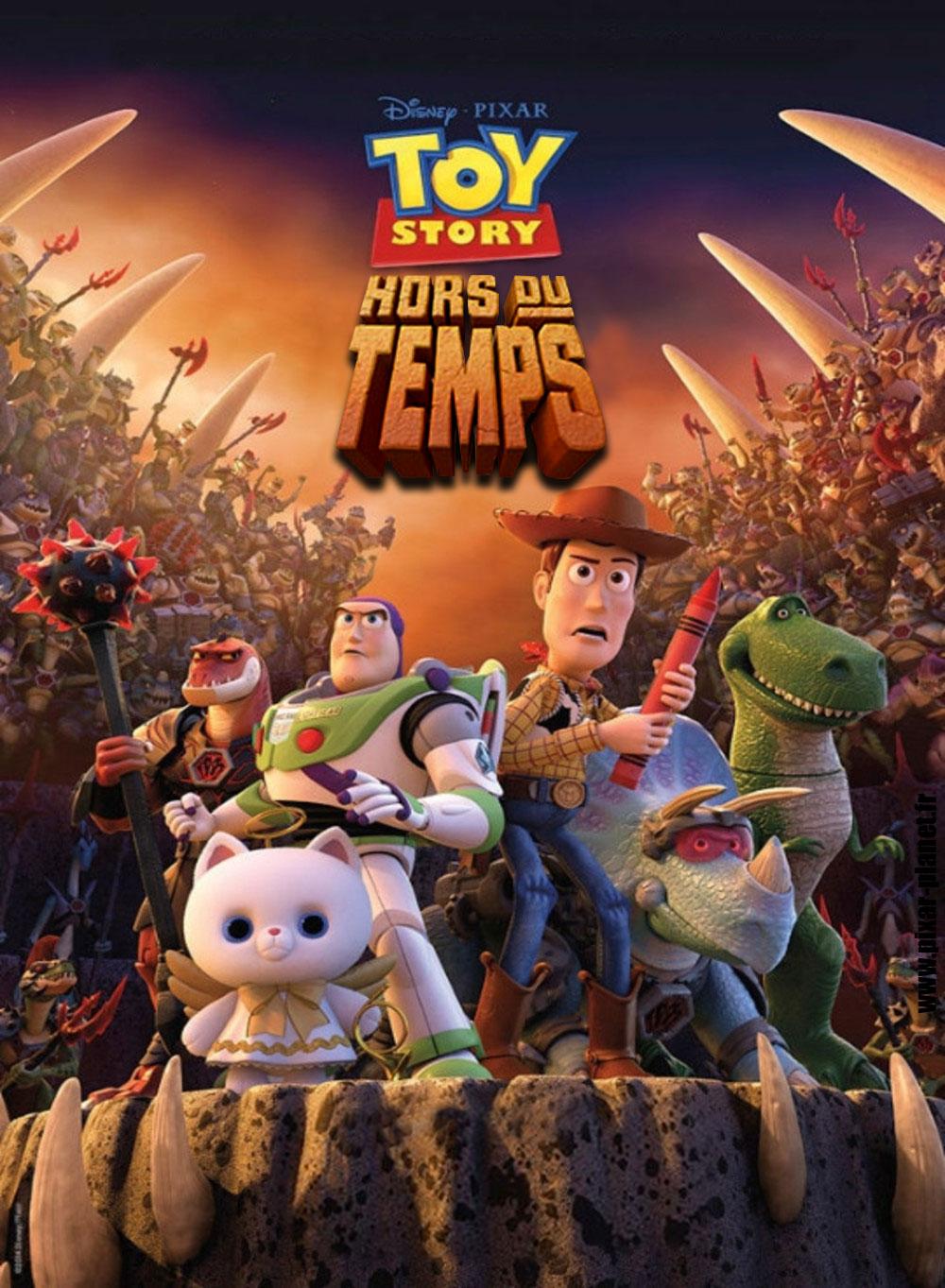 affiche du film Toy Story : Hors du temps (TV)
