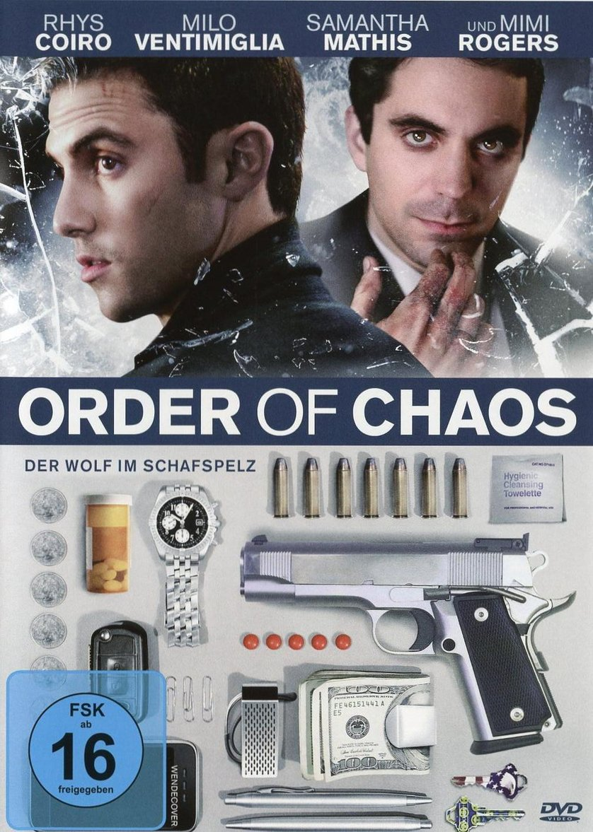 affiche du film Order of Chaos