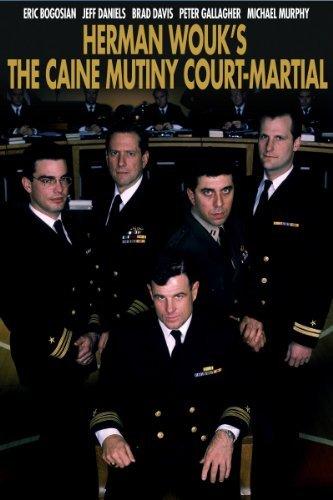 affiche du film The Caine Mutiny Court-Martial (TV)