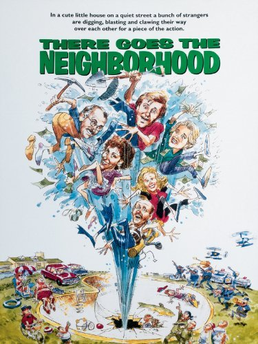 affiche du film There goes the neighborhood