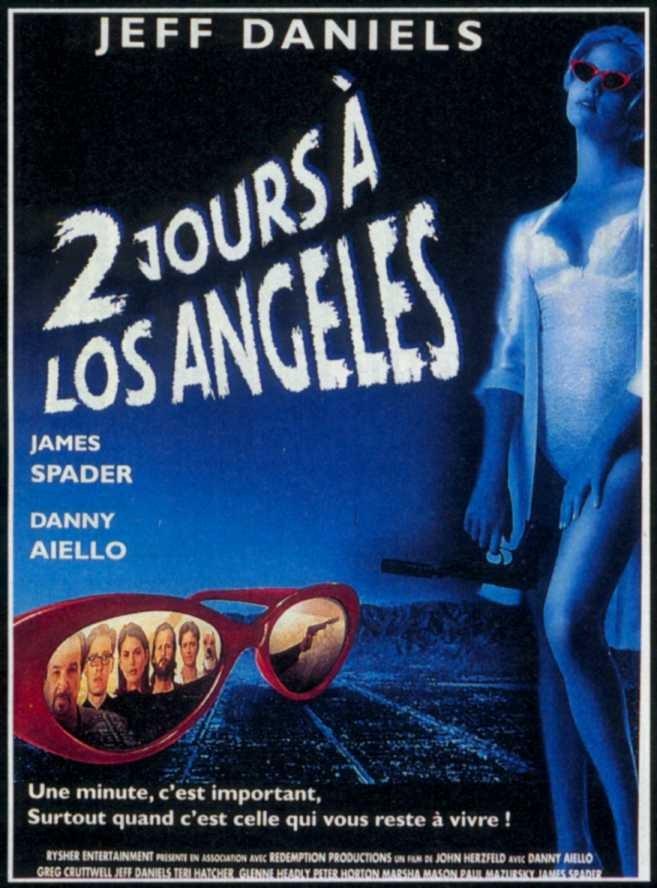 affiche du film Deux jours à Los Angeles