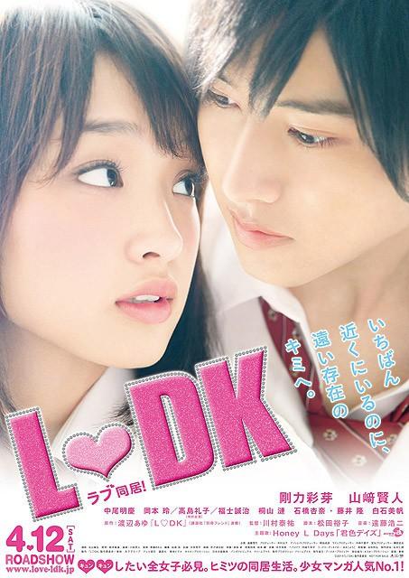 affiche du film L-DK